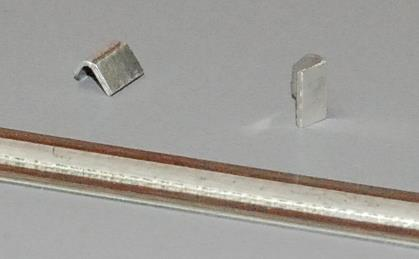 AreoSpace relay part produced from bimetallic Strip